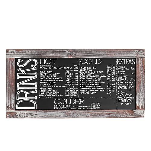Menu Boards for Restaurant: Amazon.com on