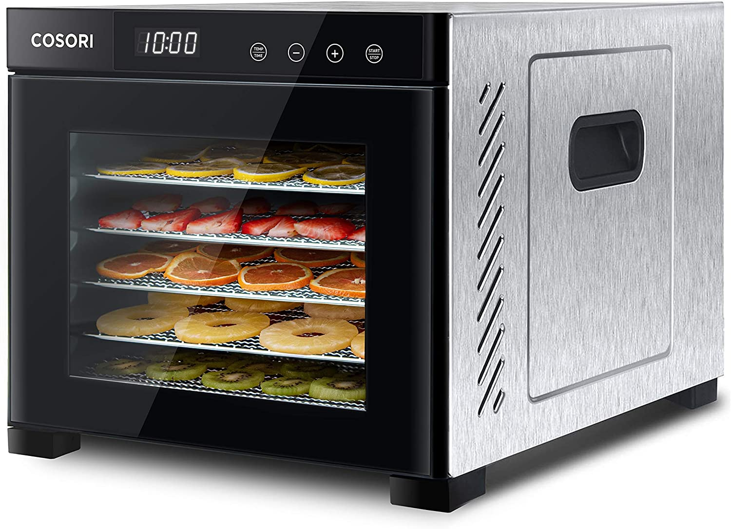 COSORI Max 65% OFF Food Dehydrator Machine online shopping 50 Stee Free Stainless Recipes