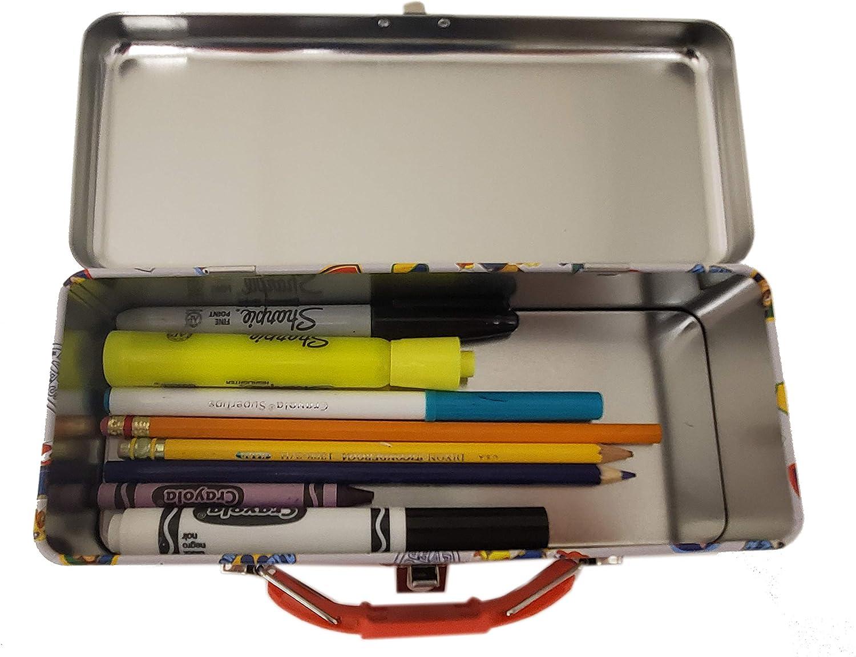 Crayola Tote Pencil Box with Handle