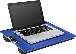 LapGear Clipboard Lap Desk - Blue - Fits up to 15.6 Inch laptops - Style No. 45113