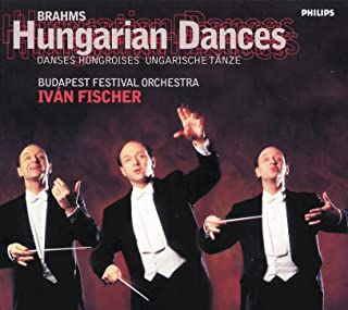 Brahms: Hungarian Dance No.15 in B flat - Orchestrated by Frigyes Hidas
