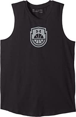 Under Armour Kids UA Baseline Tank Top (Big Kids)