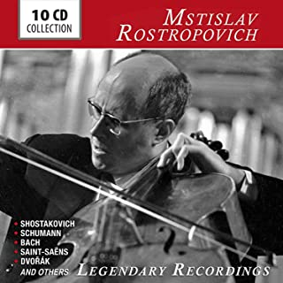 Rostropovich - Legendary Recor