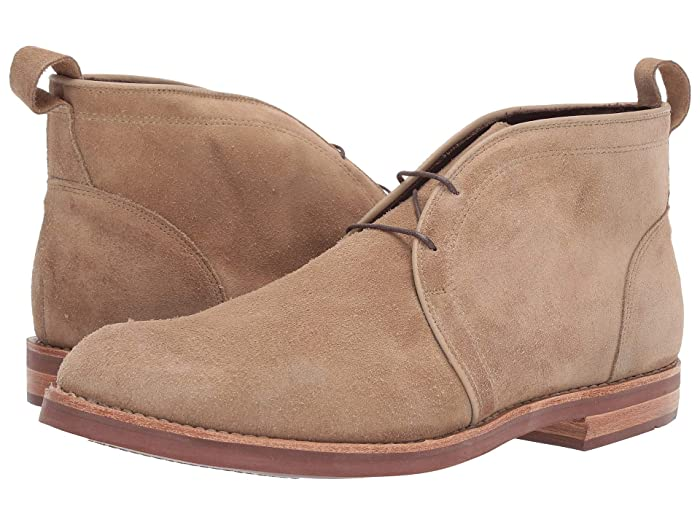 Allen Edmonds  Nomad Chukka (Bone) Mens Dress Lace-up Boots