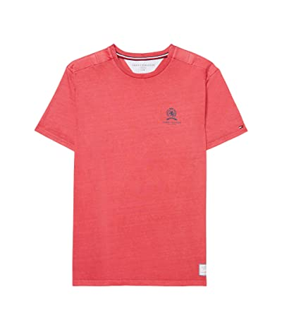 Tommy Hilfiger Adaptive T-Shirt with Velco Brand Closures At Shoulders