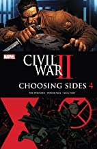 Civil War II: Choosing Sides (2016) #4 (of 6) (English Edition)