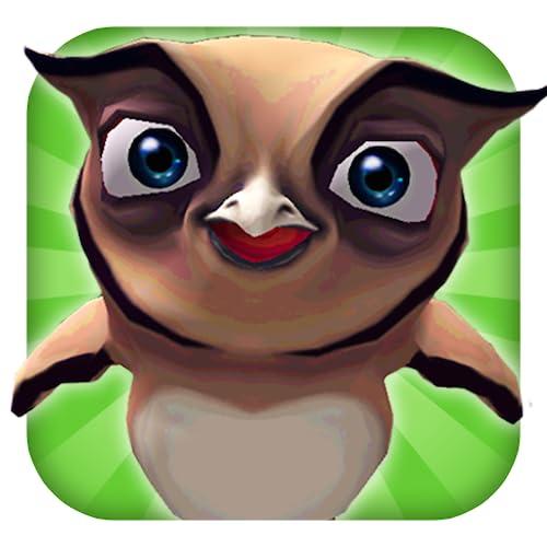 A Run Owl: Pájaro 3D juego terrestre - FREE Edition