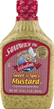 Woeber's Sandwich Pal Sweet and Spicy Mustard 16oz