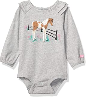 Carhartt Baby Girls Long Sleeve Bodyshirt
