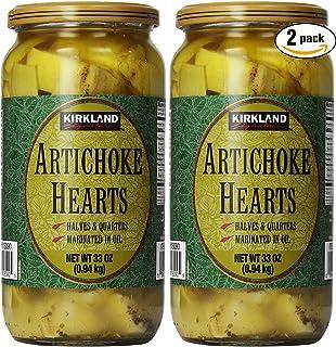 Kirkland Signature Artichoke Hearts, 66 Ounce