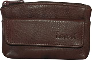 Laveri Coin Pouch, Leather - Brown