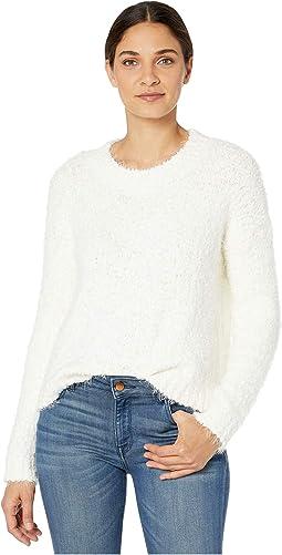 Knubby Knit Cream