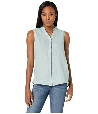 NAU Aere Sleeveless Shirt (Jade Check) Women