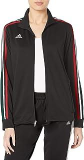 adidas Women's Tiro Sweat-Wicking Soccer Track Jacket