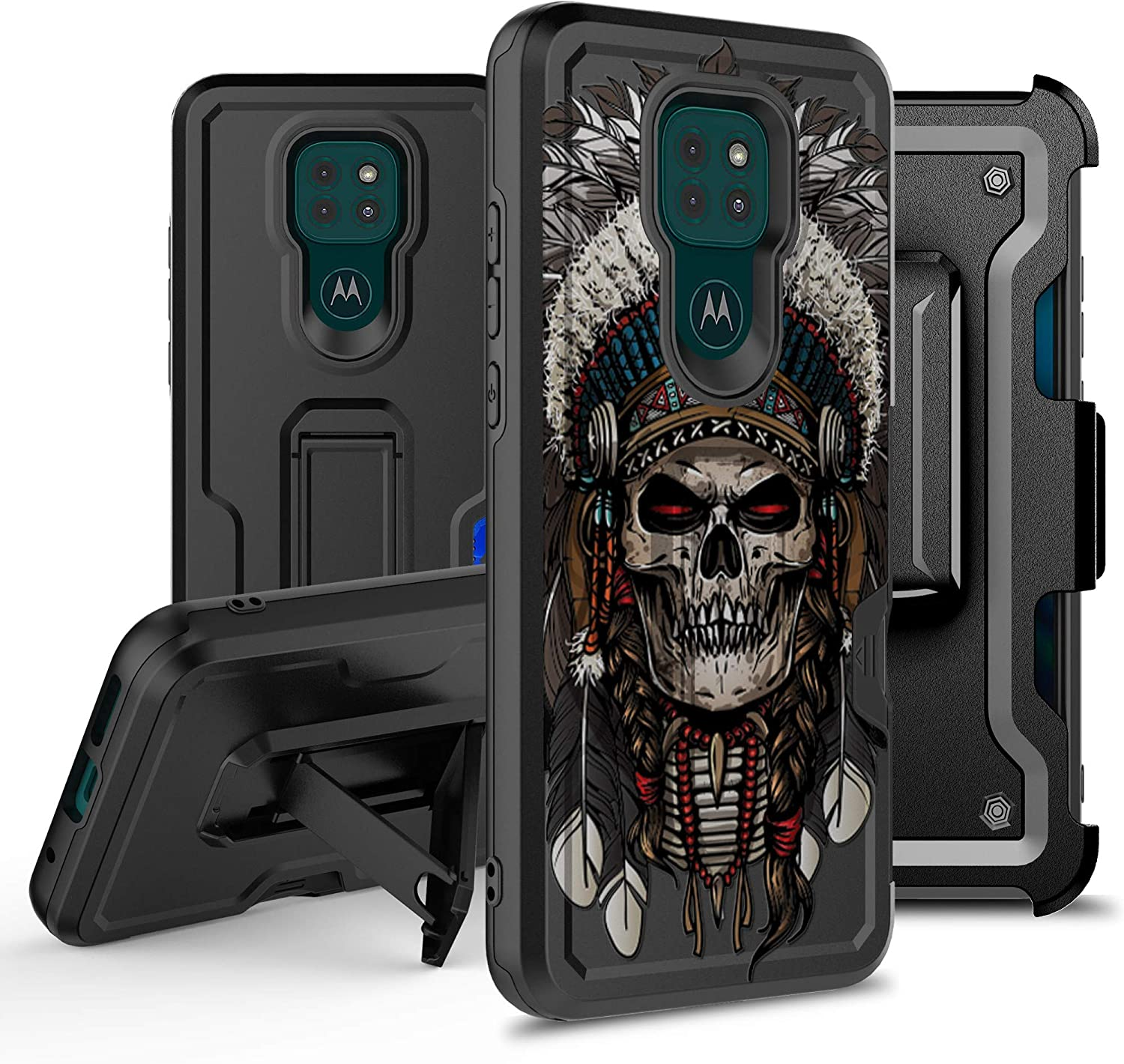 BEYOND CELL Armor New York Mall Kombo Case Compatible 2021 G 6 Moto sold out with Play