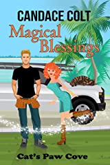 Magical Blessings: The Magic Potter Series (Cat's Paw Cove Book 8) Kindle Edition