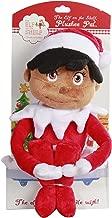 The Elf on the shelf Girl Plushee Pal - Dark
