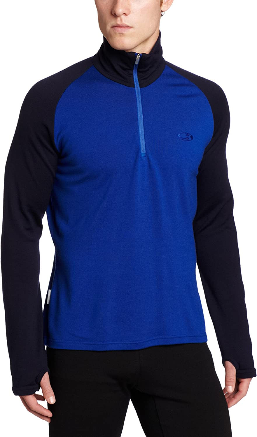 Icebreaker Bodyfit 260 Tech Top Long Sleeve Half Zip-Men's