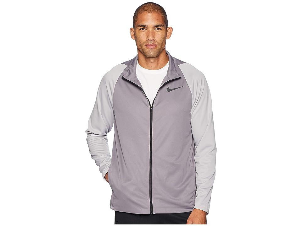 Nike Epic Jacket Knit (Gunsmoke/Atmosphere Grey/Black) Men