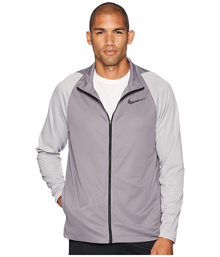 Nike Epic Jacket Knit (Gunsmoke/Atmosphere Grey/Black) Men