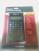Texas Instruments BA II Plus Professional Financial Calculator/ブラック[平行輸入品]