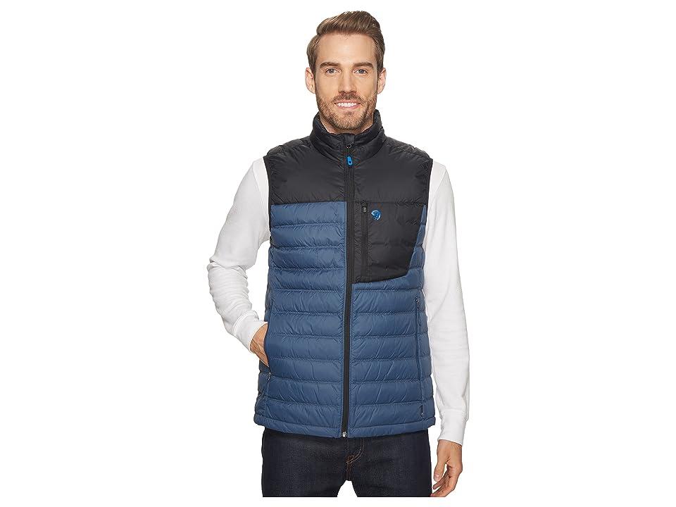 Mountain Hardwear Dynothermtm Down Vest (Zinc) Men