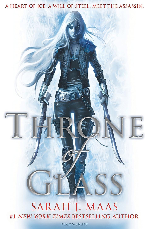 謎めいた徒歩で十億Throne of Glass (English Edition)