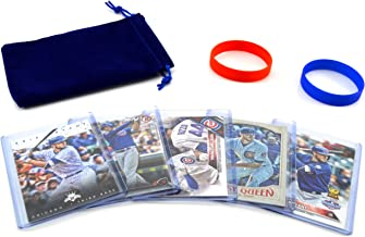 Kris Bryant (5) Assorted Baseball Cards Bundle - Chicago Cubs Trading Cards