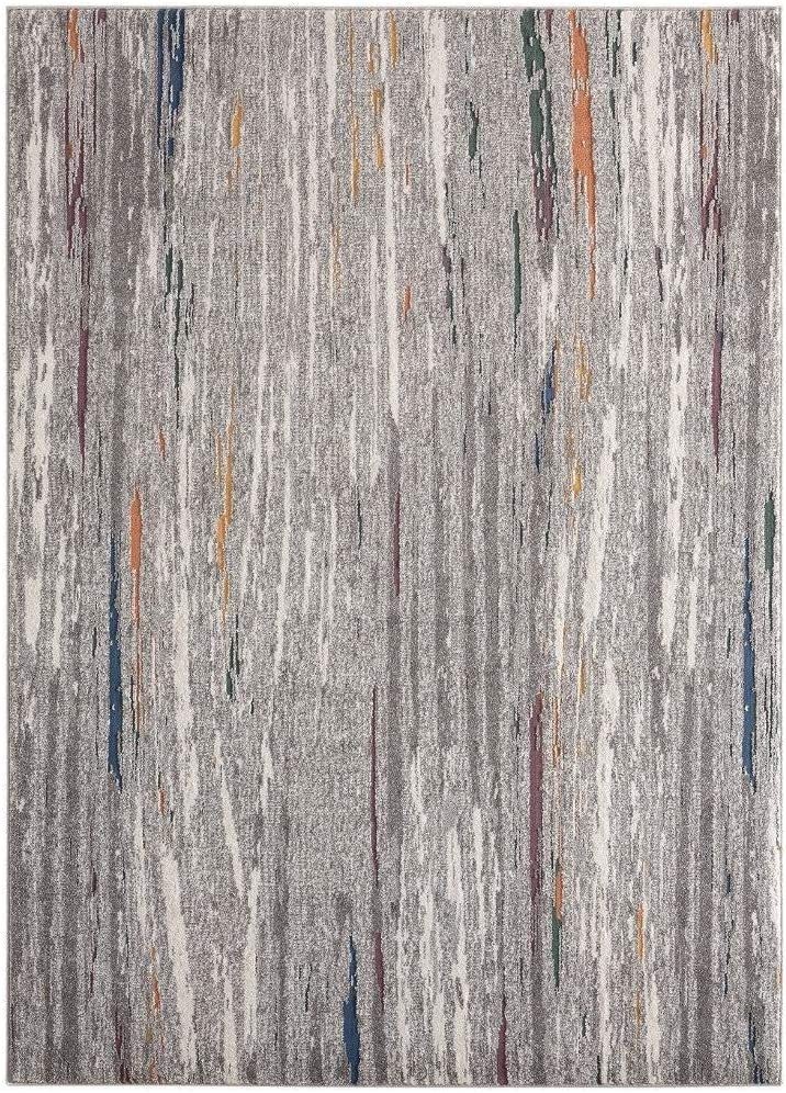 Luxe Weavers Award Serena Abstract Rug 5x7 Area Multi Direct store