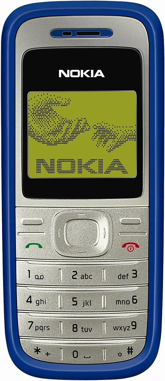 Nokia 1200 Blue Handy Elektronik