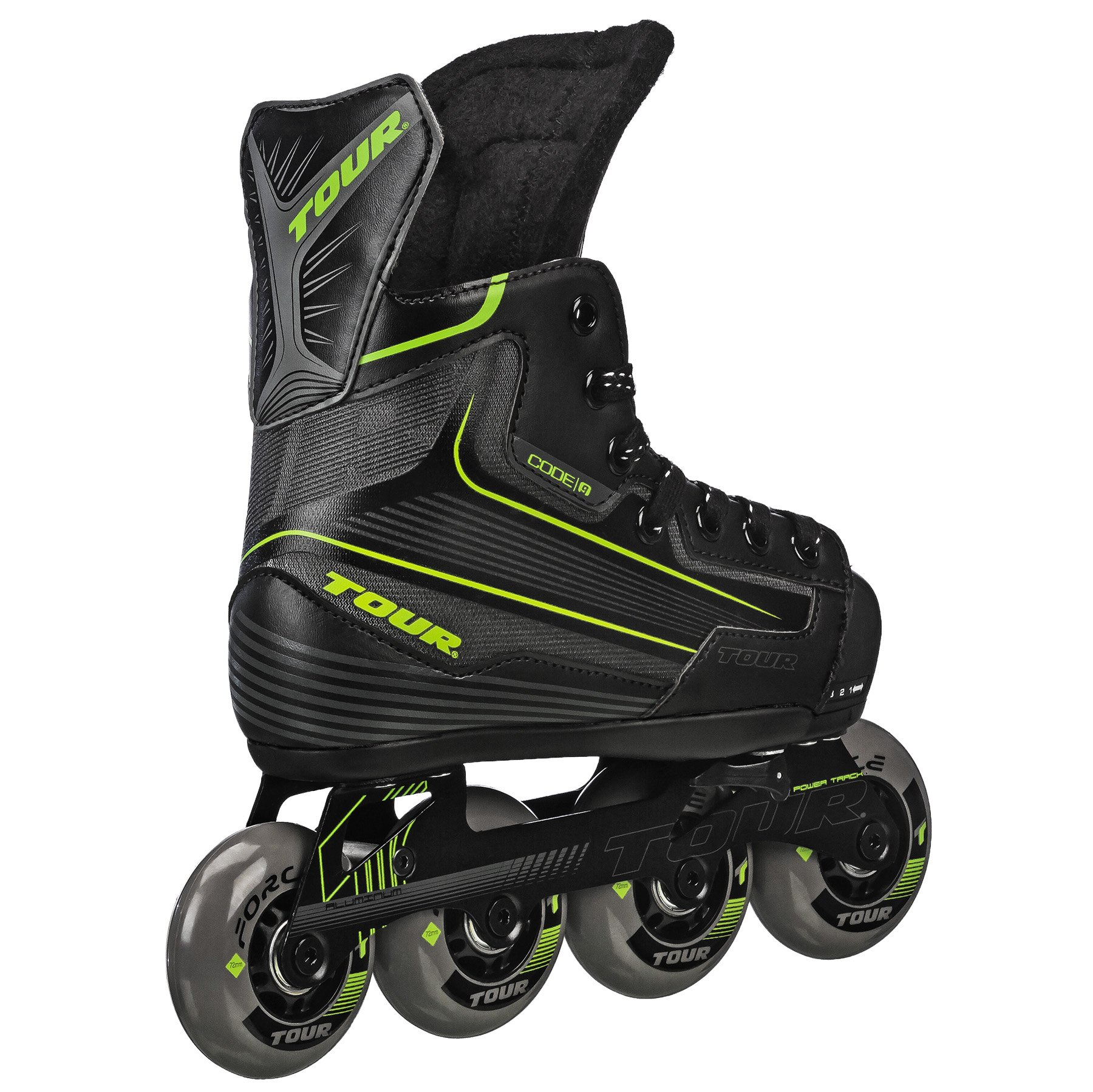 Tour Hockey Adjustable Inline Medium