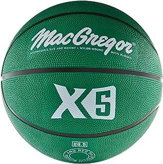 MacGregor Intermediate Size Multicolor Basketball