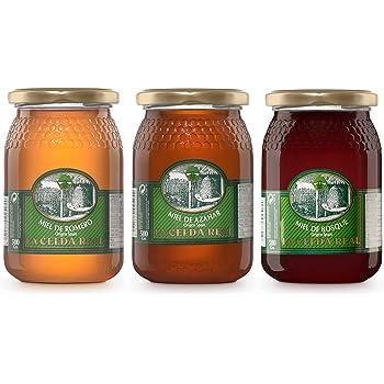 Mellona 100% natural sin procesar y cremosos miel, agua fria y sin filtrar,: Amazon.es: Salud y cuidado personal