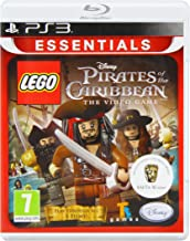 Lego Pirates of the Caribbean Sony Playstation 3 PS3 Game