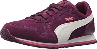 PUMA Kids' ST Runner SD Jr Sneaker