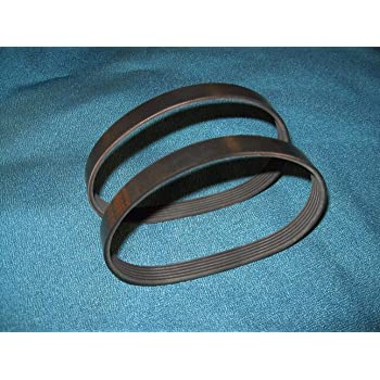 GZDwestcoastre Supplies for 2 New 1745 Drive Belts for Sears Craftsman ROEBUCK Drill Press 113.213780