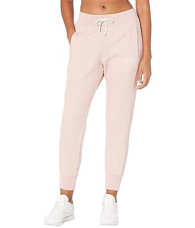 Reebok Training Essentials Textured Logo Pants Women