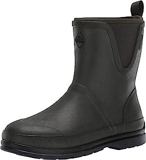 Muck Boot Men's Muck Originals Pull on Mid Rain Boot