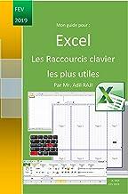 Livres Excel: Les Raccourcis clavier les plus utiles: Mon guide RAJI PDF