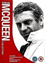 The Steve Mcqueen Collection - Tom Horn / Towering Inferno / Bullitt / The Cinncinatti / Never So Few