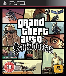 Grand Theft Auto: San Andreas (PS3)
