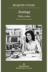 Sontag (Biblioteca de la memoria nº 42) (Spanish Edition) Kindle Edition