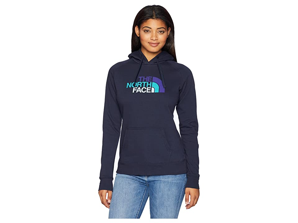 The North Face Half Dome Pullover Hoodie (Urban Navy Multi) Women