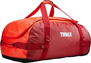 Thule Chasm Bag, Red Feather/Orange, 90 L