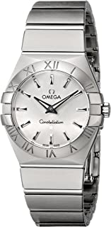Women's 123.10.27.60.02.001 Constellation Silver Dial Watch