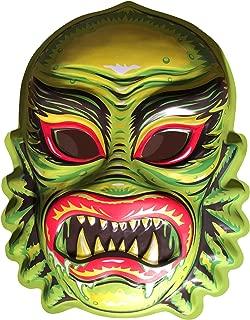 Retro-a-go-go! Gill Freak Vac-Tastic Plastic Mask Wall Decor