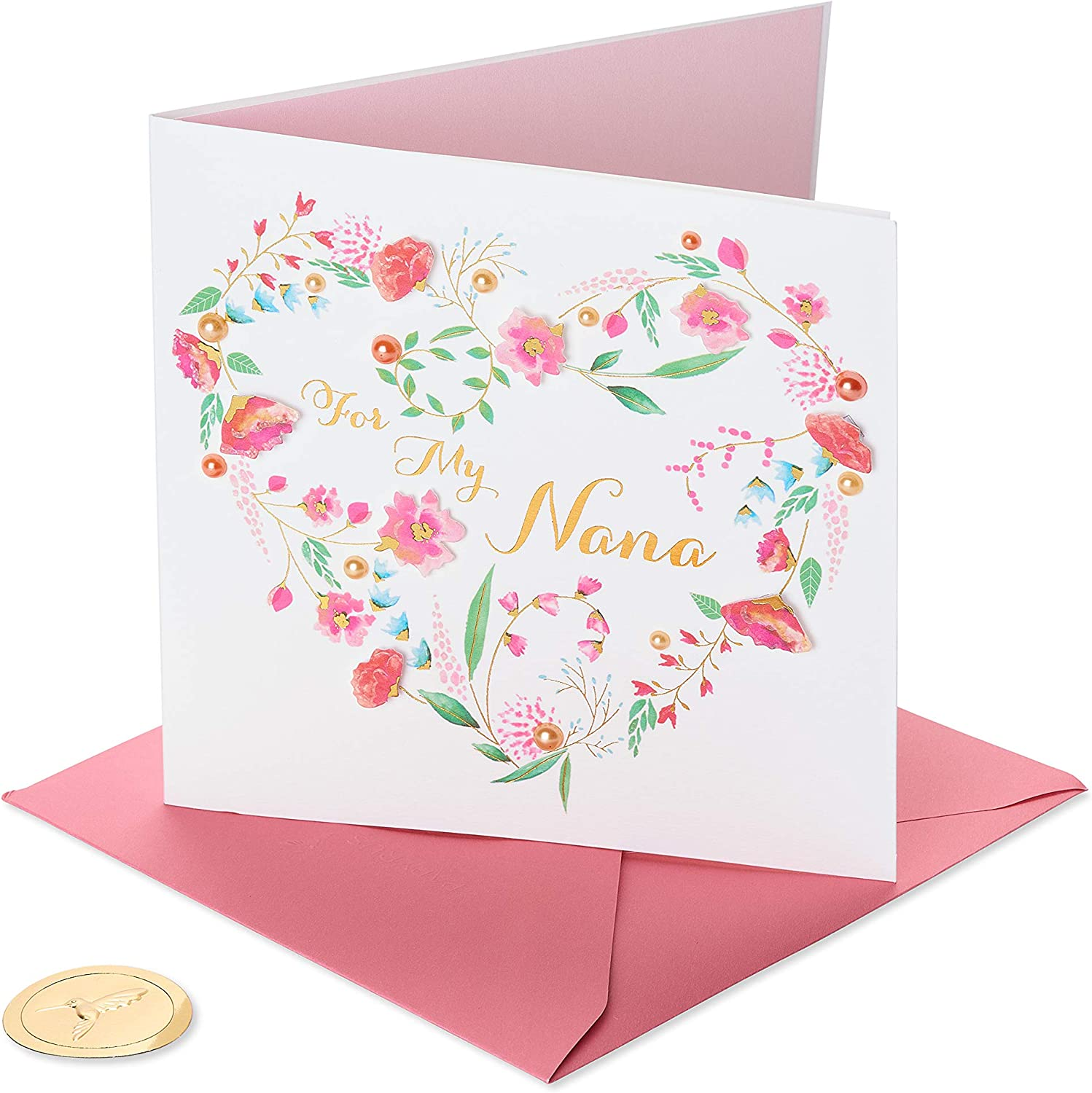 Papyrus Mother's Day Card Wonderful Grandma Nana for Sale safety special price