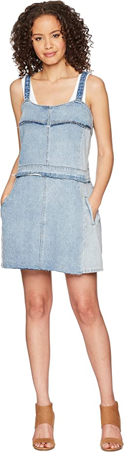 Blank NYC Denim Dress in Netglow