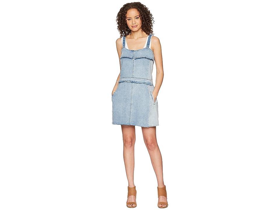 Blank NYC Denim Dress in Netglow (Netglow) Women