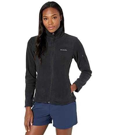 Columbia Fast Trektm II Jacket (Black) Women